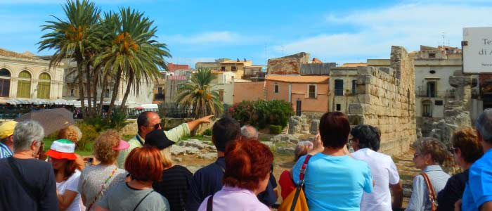 Sicilian Secrets Tour Guides