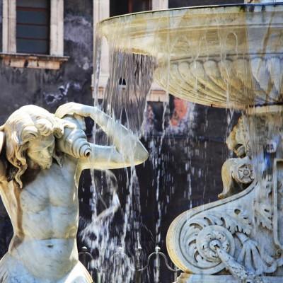 Catania fontana amenano