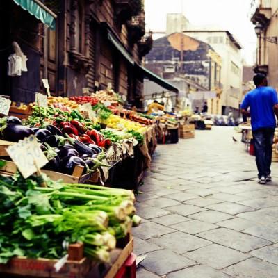 catania mercato tipico