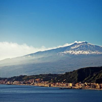 Etna riviera Jonica