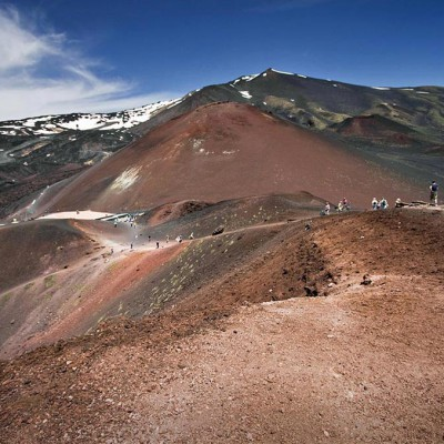 etna excursiones
