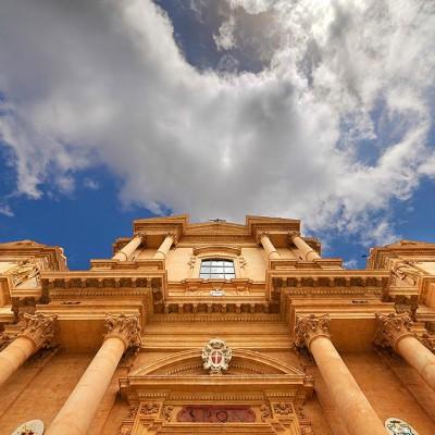 Noto barocco cattedrale
