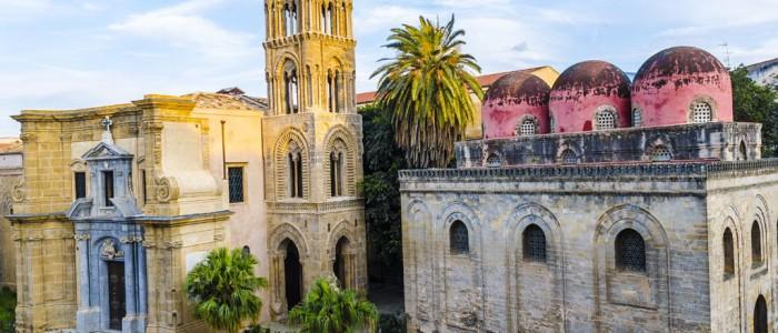 Palermo Martorana e San Cataldo