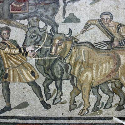 Piazza Armerina mosaici villa romana