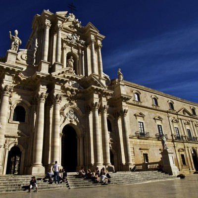Siracusa ortigia cathedral