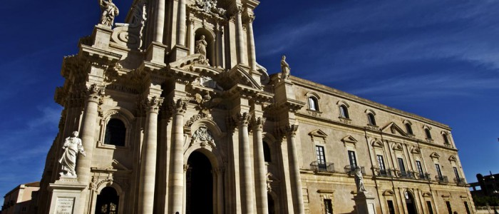 Siracusa Ortigia Catedral